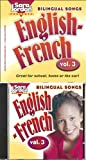 img - for Bilingual Songs, EnglishFrench, vol.3 CD/book kit (French Edition) book / textbook / text book