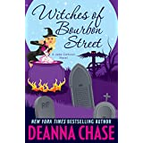 Witches of Bourbon Street (Jade Calhoun Series, Book 2) (The Jade Calhoun Series) ~ Deanna Chase