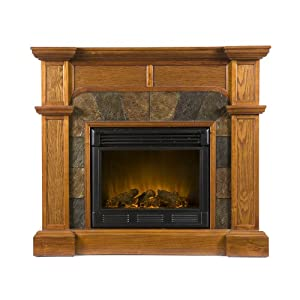 Corner Fireplaces Corner Electric Fireplace At Menards