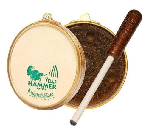 Knight & Hale Yella Hammer Turkey Pot Call