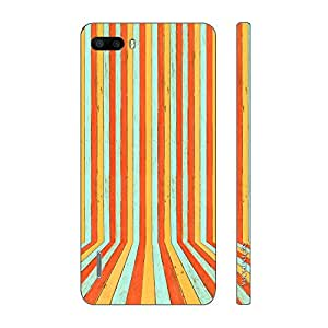 Enthopia Designer Hardshell Case Colours To You Back Cover for Huawei Honor 6 Plus