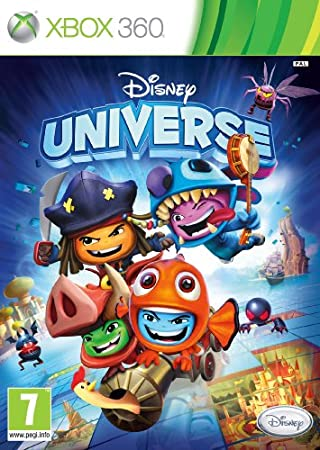 Disney Universe (Xbox 360) [Importación inglesa]