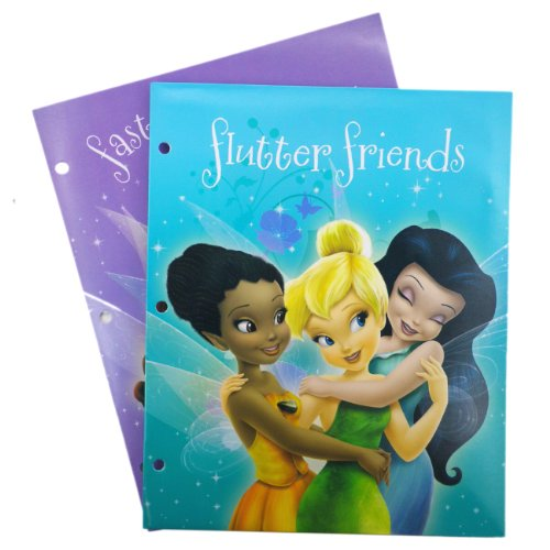 Tinkerbell Fairies Portfolio In Display 2 Assorted Case Pack 48 my fairies sticker storybook