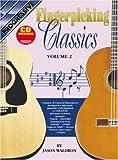 img - for CP72650 - Progressive Fingerpicking Classics Volume 2 (Book 2) book / textbook / text book
