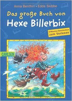 Das große Buch von Hexe Billerbix (German) Paperback – March 31 ...