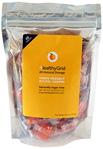 All natural hard candy