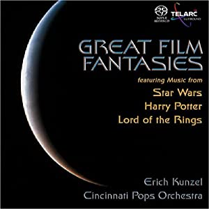 Great Film Fantasies from Telarc Classical