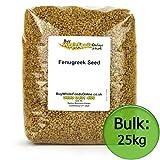 Fenugreek Seed 25kg Bulk