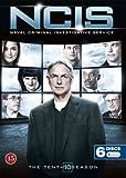 NCIS - Naval Criminal Investigative Service - Season 10 [DVD] Import, region 2
