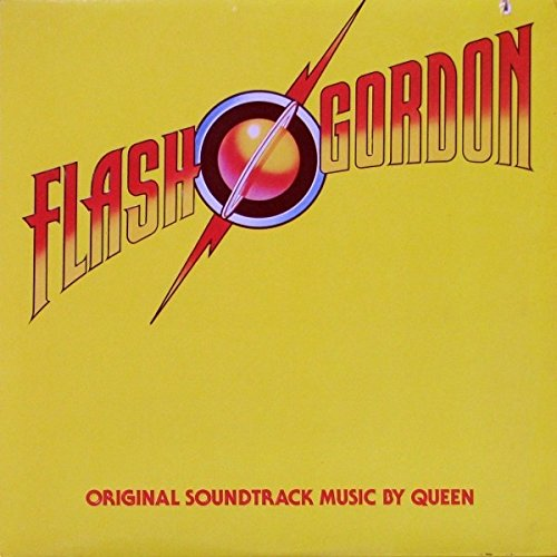 Queen: Flash Gordon Soundtrack LP VG++/NM Canada Elektra X5E-518