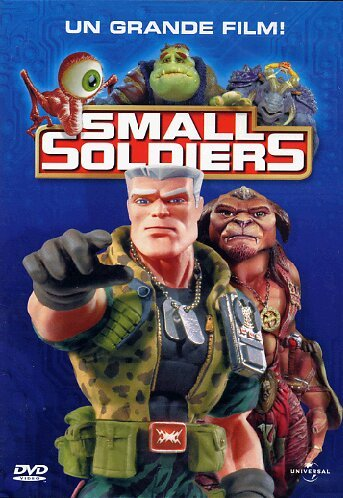 Small Soldiers (1998) DVD-9 Copia 1.1 ITA/ENG Multi