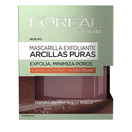 loreal-paris-mascarilla-arcilla-roja-50-ml