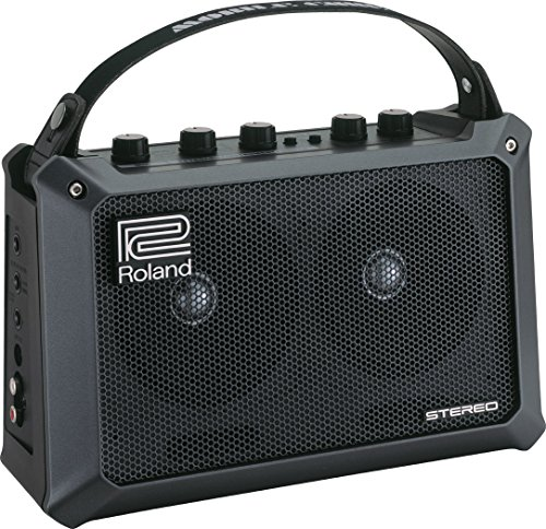 Roland Mobile Cube Battery-Powered Stereo Amplifier (Guitar Mobile compare prices)