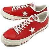 CONVERSE コンバース スニーカー ONE STAR J ワンスター ジャパン RED(32346602 SS13) 7.0(25.5cm)