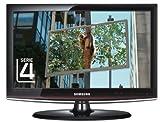 Samsung LE19C450 47 cm (19 Zoll) LCD-Fernseher (HD-Ready, DVB-T/-C) schwarz