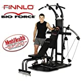 FINNLO BIO FORCE ULTIMATE Multi Gym, Revolutionary Design, German Engineered, 3 Year Warranty