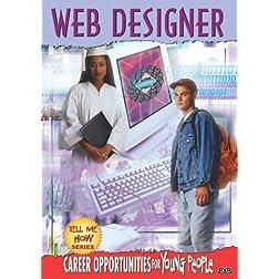 Tell Me How Career Series: Website Designer