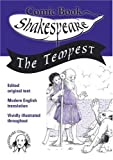 The Cartoon Illustrated Edtion of The Tempest: The Cartoon Illustrated Edition