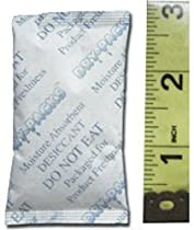 Big Sale Best Cheap Deals Dry-Packs 10gm Cotton Silica Gel Packet, Pack of 300
