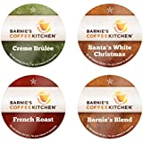 Barnie's CoffeeKitchen Variety Pack Single Serve Coffee Cups (24ct)
