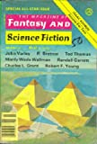img - for The Magazine of Fantasy and Science Fiction, March 1978 All-star Issue (Volume 54, No. 3) book / textbook / text book