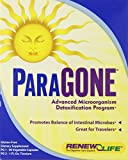 Renew Life ParaGONE, 1 Kit  PG1 - 90 Vegetable Capsules PG2 - 1oz tincture