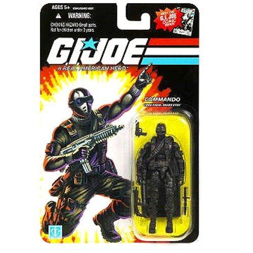 G.I. Joe Commando Codename: Snake Eyes Comic Series 25th Anniversay Actionfigure 2008 von Hasbro jetzt bestellen
