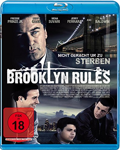 Brooklyn Rules [Blu-ray]