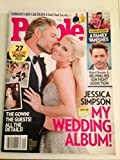 People Magazine July 21, 2014 Jessica Simpson Wedding