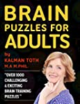 Brain Puzzles for Adults (English Edi...