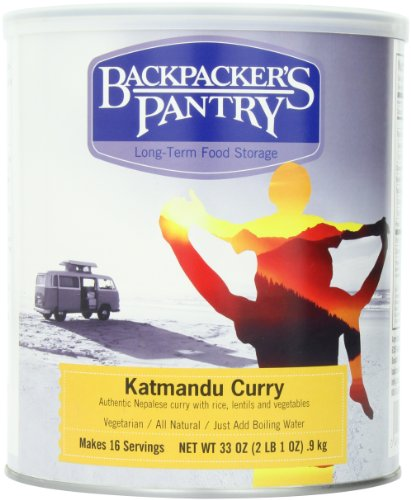 Backpacker'S Pantry Katmandu Curry, 33 Ounce front-60951