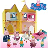 Memorable Peppa Palace Value Set with accompanying HSB Storage Bag