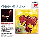 Stravinsky: The Firebird Suite; Pulcinella Suite; Scherzo Fantastique; Suites Nos. 1 & 2