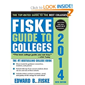 Fiske Guide to Colleges 2014 by Edward Fiske