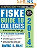 The Fiske Guide to Colleges 2014