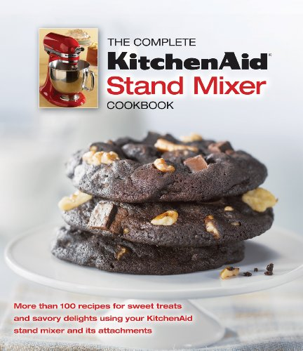 The Complete KitchenAid Stand Mixer Cookbook (Kitchen Aid Mixer Book compare prices)