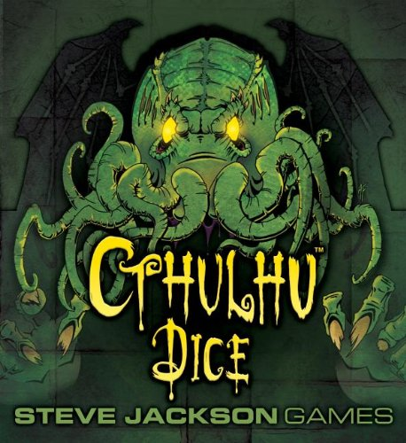 Cthulhu Dice Game Review- Roll to Protect Your Sanity!
