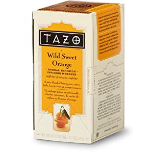 Tazo® Wild Sweet Orange Tea, Filter Bags (24-pc.)