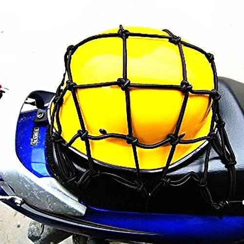 tfxwerws 30 30 cm vert de hayon pour moto bungee net sac de rangement transport. Black Bedroom Furniture Sets. Home Design Ideas