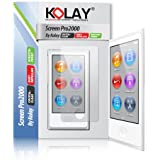 Kolay� 6 Pack Anti-Scratch Screen Protector For The New Apple iPod Nano 7G 7th Gen Generation