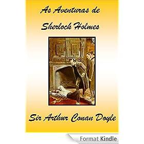 As Aventuras de Sherlock Holmes (Portuguese Edition)