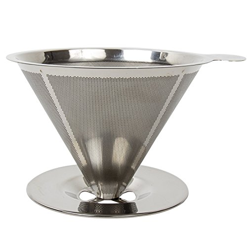 Drip-Coffee-Maker-Spoon-by-Bar-Brat-Pour-Over-304-Stainless-Steel-Reusable-Coffee-Filter-Heat-Resistant-Handle-110-Cocktail-Recipe-Ebook-Included
