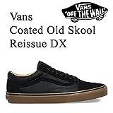 VANS(バンズ) バンズ オールドスクール VANS OLD SKOOL REISSUE DX (COATED)BLACK MEDIUM GUM VANS スニーカー VANS オールドスクール 27.5cm