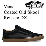 VANS(バンズ) バンズ オールドスクール VANS OLD SKOOL REISSUE DX (COATED)BLACK MEDIUM GUM VANS スニーカー VANS オールドスクール ランキングお取り寄せ