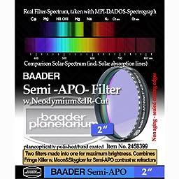 Baader Planetarium Semi-APO Filter 2\