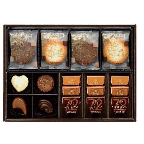 GODIVA(ゴディバ) クッキー&チョコレートアソートメント GCC-30