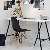 Amazon Com Ikea Linnmon White Desk Table With Lerberg