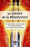 Le chant de la rsonnance