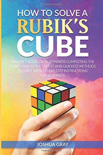 Solve Rubik Cube 9781985705685/
