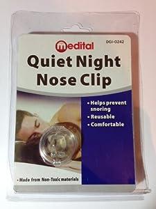 Medital Quiet Night Nose Clip